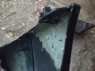 Auto Car Truck Body Repair Plastic Bumper Flexible Part